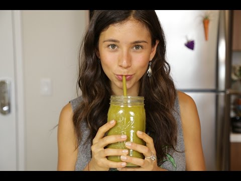 COLON CLEANSING AND DIGESTIVE AID SMOOTHIE!
