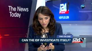 Interview with fmr. Officer at the IDF Criminal Investigation Department, Kobi Sudri