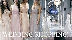 COME WEDDING SHOPPING WITH ME | Jenny Yoo Annabelle Bridemaids Dresses