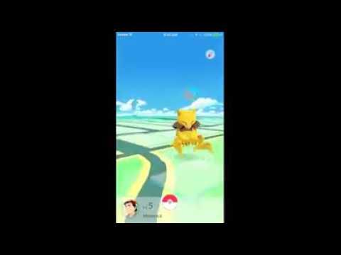 how to catch abra pokemon go