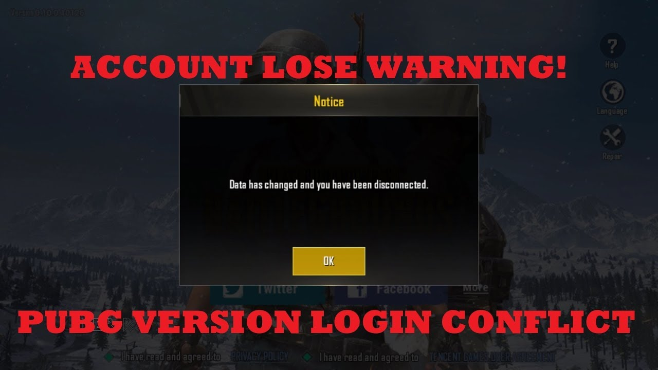 Pubg Making A Global Impact Going Mobile And More: PUBG Mobile Game Global Version Account Lose Alert