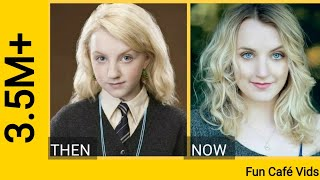Harry Potter⚡️then & Now 2019   You Will Be Shocked😱   Part-1   Expecto Patronum⚡️