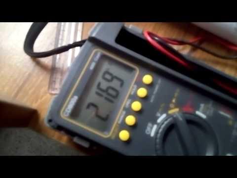 Verification of Kirchhoff's Voltage law(kvl) and voltage divider rule(vdr)