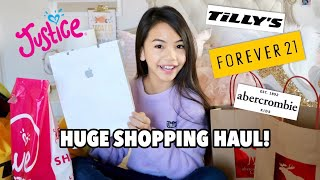 HUGE SHOPPING HAUL!!!