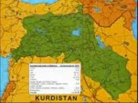 KURD 1991 RADIO GALLY KURDISTAN