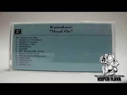 Kamakazee - Head On (Full Cassette, Album, Promo) (1995)