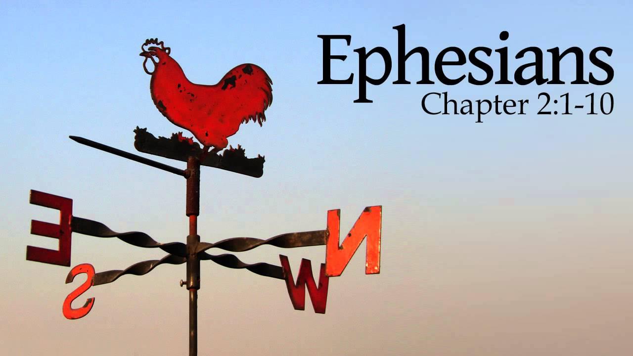 Ephesians 2 1-10