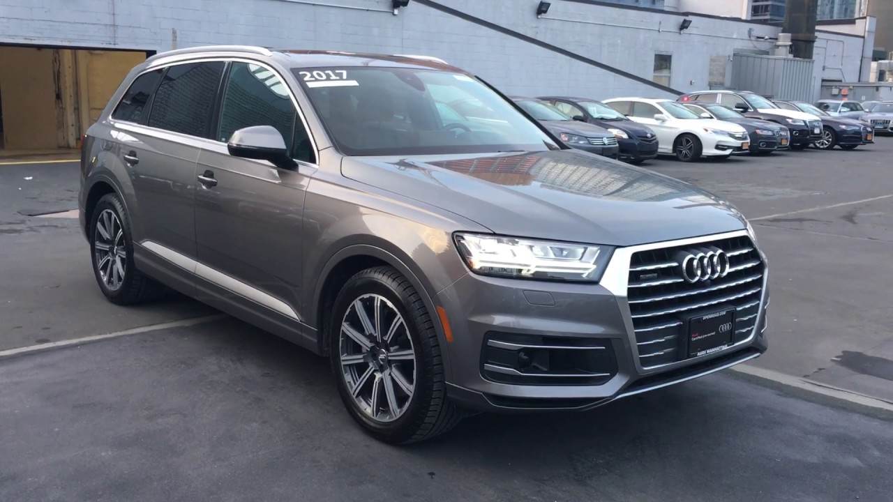 2018 Audi Monsoon Grey - New Car Release Date and Review ...