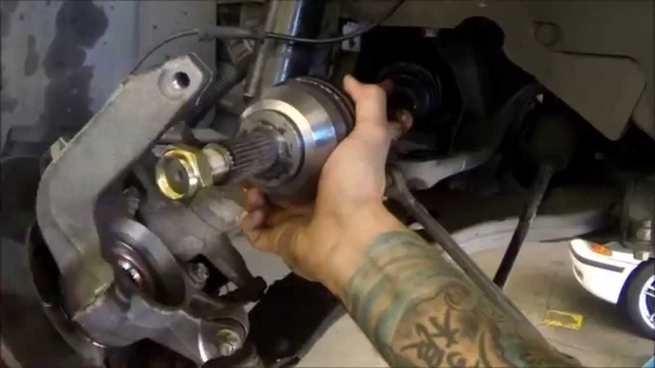 Drivers Side Cv Axle 2010 Ford Focus Youtube