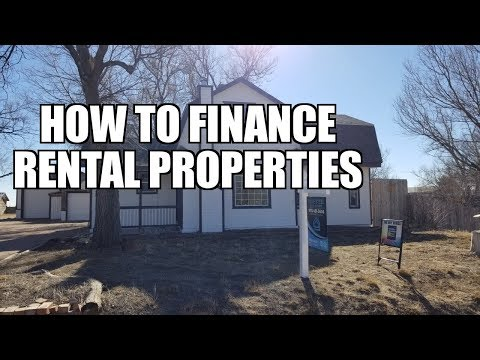 How To Finance Rental Properties: Local Banks, Portfolio Lenders, Hard Money, Etc.