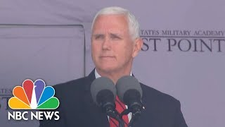 Pence Congratulates African American Women West Point Cadets: 'I Couldn't Be More Proud