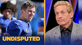 Skip and Shannon react to Giants replacing Eli Manning with rookie Daniel JonesNFLUNDISPUTED
