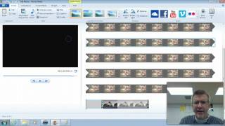 Inserting Pictures from Paint into Movie Maker