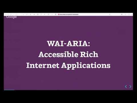 ARIA Serious? - Eric Eggert : #ID24 2017