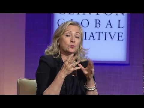 A Conversation between Sec. Hillary Clinton & Chelsea Clinton
