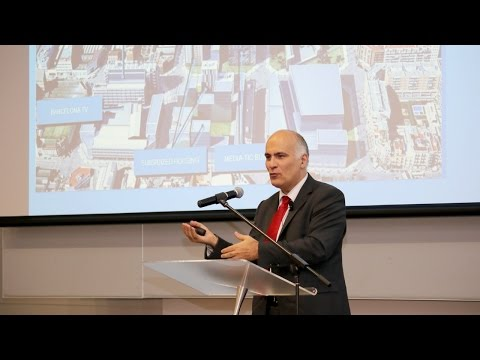Innovation Districts and UC Campus Development - A Nexus of Opportunity