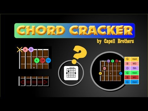 Guitar Chord Cracker Apps On Google Play