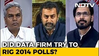 Did Disgraced Data Firm Try To Infiltrate Congress? thumbnail