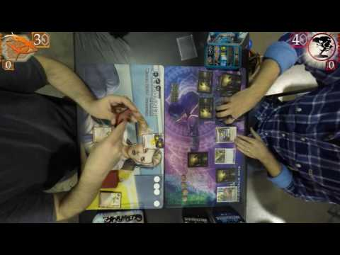 Android Netrunner 2016 Regional Top 8- Whizzard vs Industria