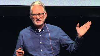 The Secret Sauce of Creativity | Stephen Hall | TEDxRegina