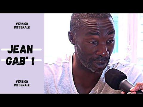 Jean Gab'1 'Je ne suis pas là pour faire les tirades toutes les deux secondes' (Version intégrale)