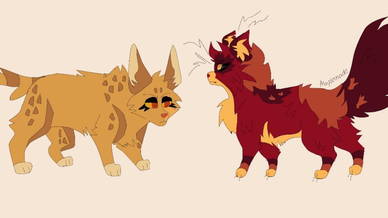 Warriors Cats Mapleshade