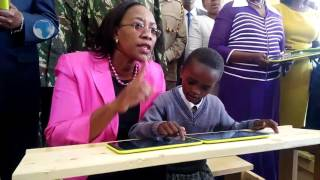 Digital Literacy Program launched at Kiarithaini Primary School Nyeri