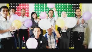 """Nyanyian Selamat Ulang Tahun """"Bank Kalteng"""" #Edit 10"""