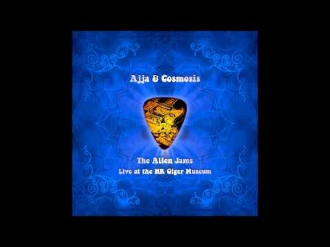 Ajja & Cosmosis - The Alien Jams [Full Album] ᴴᴰ