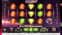 """Tipico Casino ★★ """"Star Burst"""" ★★ Geile kleine Runde!! ( 36 € Budget )"""