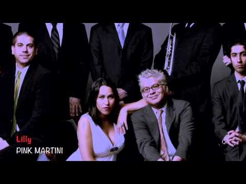 pink martini lilly