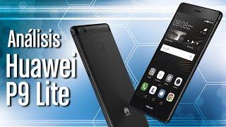 Análisis Huawei P9 Lite en español