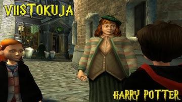 Harry Potter ja salaisuuksien kammio (PS2) Viistokuja