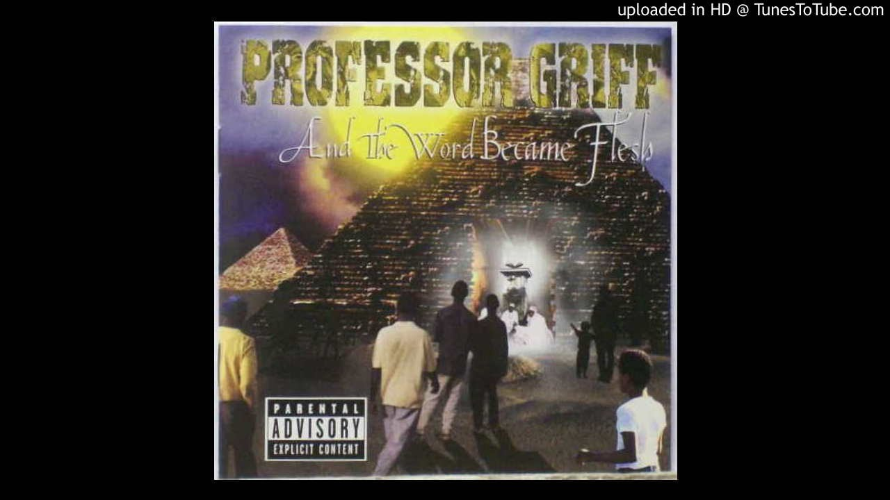 Professor Griff |  European on me feat. Umar Bin Hassan