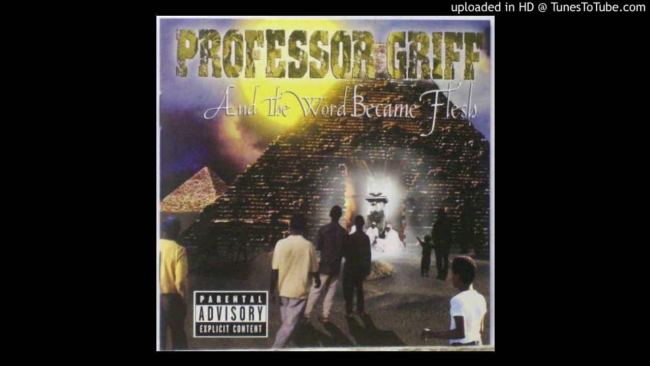 Professor Griff |  European on me feat. Umar Bin Hassan