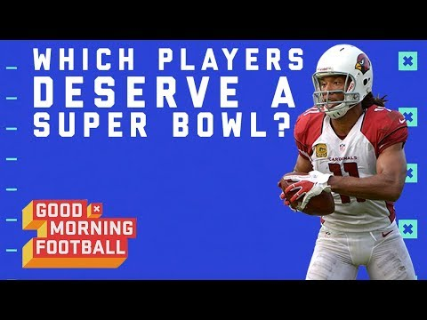Which Current Players Most Deserve A Super Bowl Ring? | NFL Network