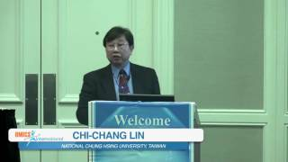 Chi Chang Lin | Taiwan | Smart Materials & Structures  2016 | Conferenceseries LLC