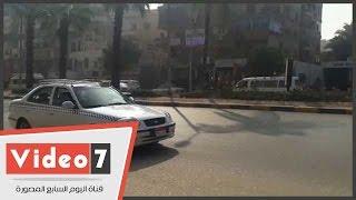 النشرة المرورية.. انسياب حركة السيارات بكافة طرق ومحاور القاهرة والجيزة