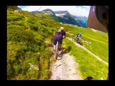 Mountainbike.be • Toon onderwerp - Trail addiction Les Arcs