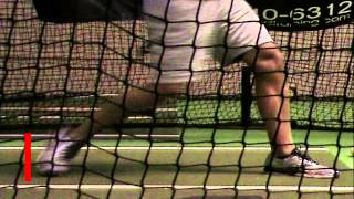 Baseball Hitting - What the back foot really does
