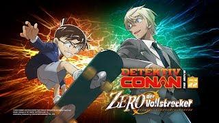 Detektiv Conan – The Movie (22): Zero der Vollstrecker (Kino-Trailer)
