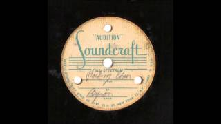 Rocking Chair - Byron - Soundcraft, Funky Acetate Radio Check 1939
