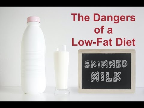 The Dangers Of A Low-Fat Diet