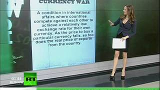 Word of the Day: Currency War