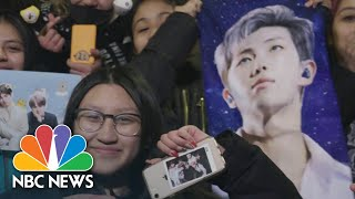 Why Is K-Pop Group BTS So Popular? We Asked Their Fans | NBC News NOW