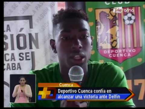 Deportivo Cuenca confía en alcanzar una victoria ante Delfín