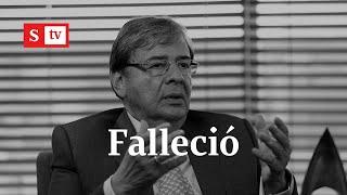 Falleció el ministro de defensa Carlos Holmes Trujillo  | Semana Noticias