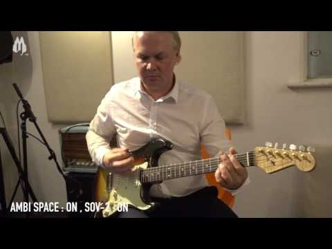FREE THE TONE AMBI SPACE Reverb demo by Ramon Goose