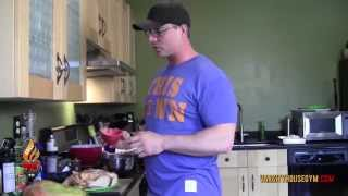 Varsity House Gym - Varsity Grill   Episode 2  Latin Cuisine