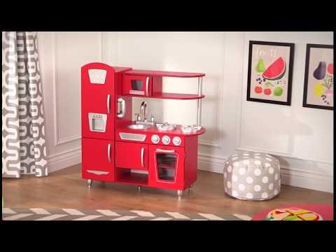Детская кухня Винтаж
